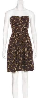 Diane von Furstenberg Silk Gretchen Dress