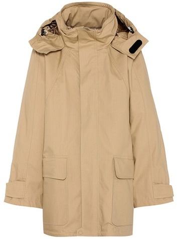 Balenciaga Balenciaga Cotton coat