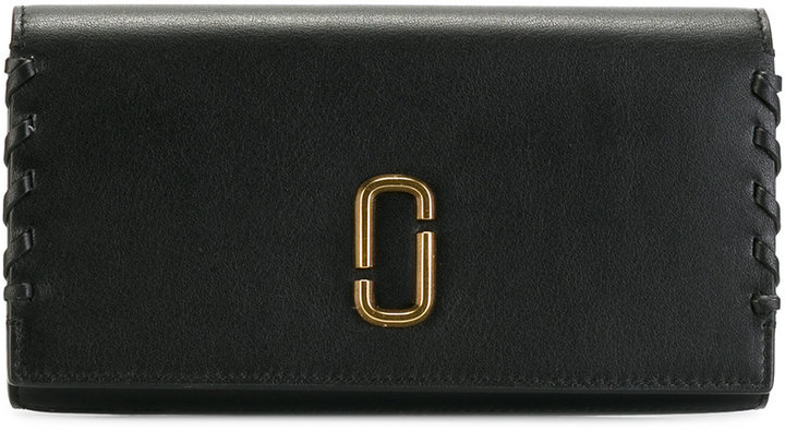 Marc Jacobs Marc Jacobs Noho flap continental wallet