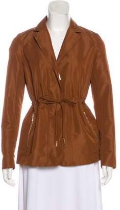 Lafayette 148 Long Sleeve Casual Jacket