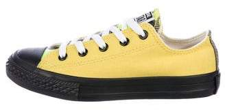 Converse Girls' Low-Top Lace-Up Sneakers w/ Tags