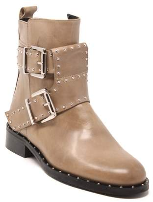 Charles David Clark Studded Leather Boot
