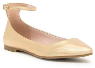 BCBGeneration Malinda Ankle Strap Flat