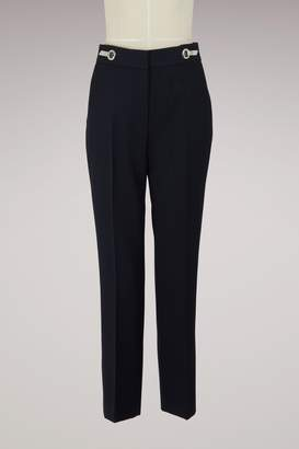 Victoria Beckham Victoria Cropped Pant