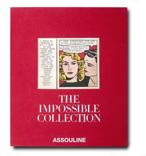 The Impossible Collection Of Art