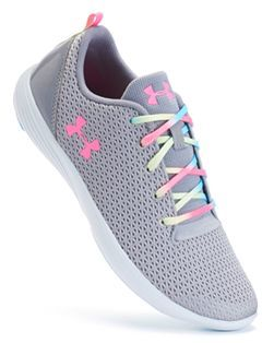 Under Armour Street Precision Grade School Girls' Shoes $54.99 thestylecure.com