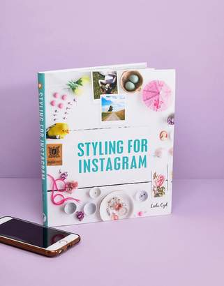 Books Insta Styling Photography Inspiration Book