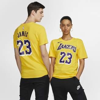 Nike LeBron James Los Angeles Lakers Dri-FIT Men's NBA T-Shirt
