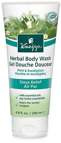 Kneipp Mint & Eucalyptus Body Wash 6.8 oz (201 ml)