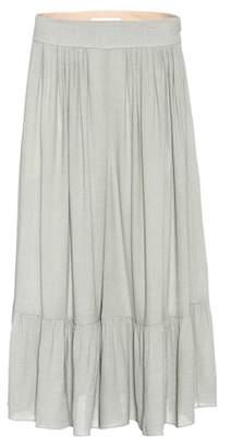 Chloé Wool-blend culottes