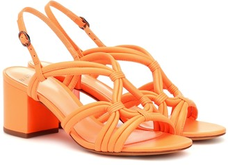 Alexandre Birman Giovanna 80 leather sandals