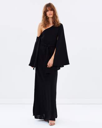 Beyond Me Full Length Dress