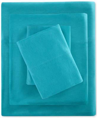 Jla Home Intelligent Design 3-Pc. Jersey-Knit Twin Sheet Set Bedding