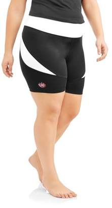 Ben Be Empowered Naturally Women's Plus Yoga Shorts
