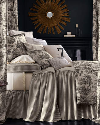 Legacy Queen Sydney Toile Coverlet