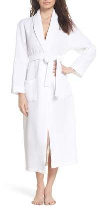 Papinelle Cotton Waffle Knit Robe