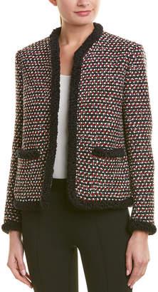 Gucci Abbigliament Silk-Lined Jacket