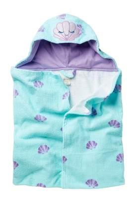 Petit Lem Mermaid Hooded Towel