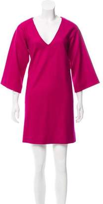 Diane von Furstenberg Aida Wool Dress
