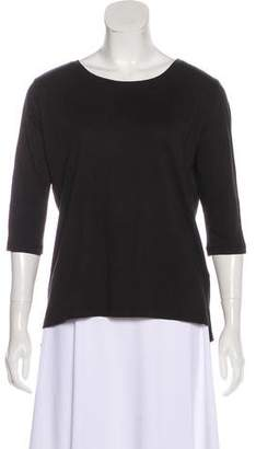 BA&SH Short Sleeve Draped T-Shirt w/ Tags