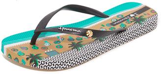 Ipanema Carmen Flip Flops $26 thestylecure.com