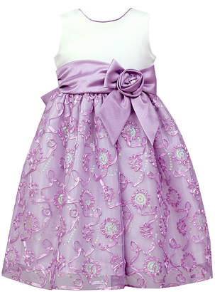 Jayne Copeland Soutache Bow Dress