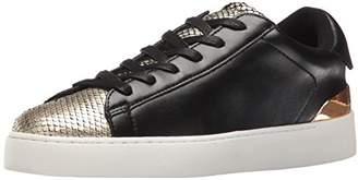 Nine West Women's Palyla Leather Fashion Sneaker