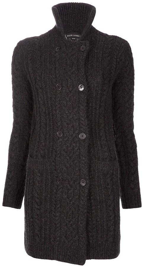 Ralph Lauren Black Label Cashmere cardigan