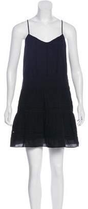 Frame Sleeveless Cotton Dress