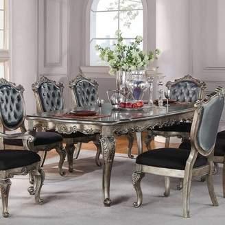 Astoria Grand Petrin Formal Dining Table Astoria Grand