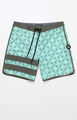 "Hurley Block Party Drum Circle 18"" Boardshorts"
