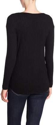 Michael Stars Boatneck Shirttail Tunic