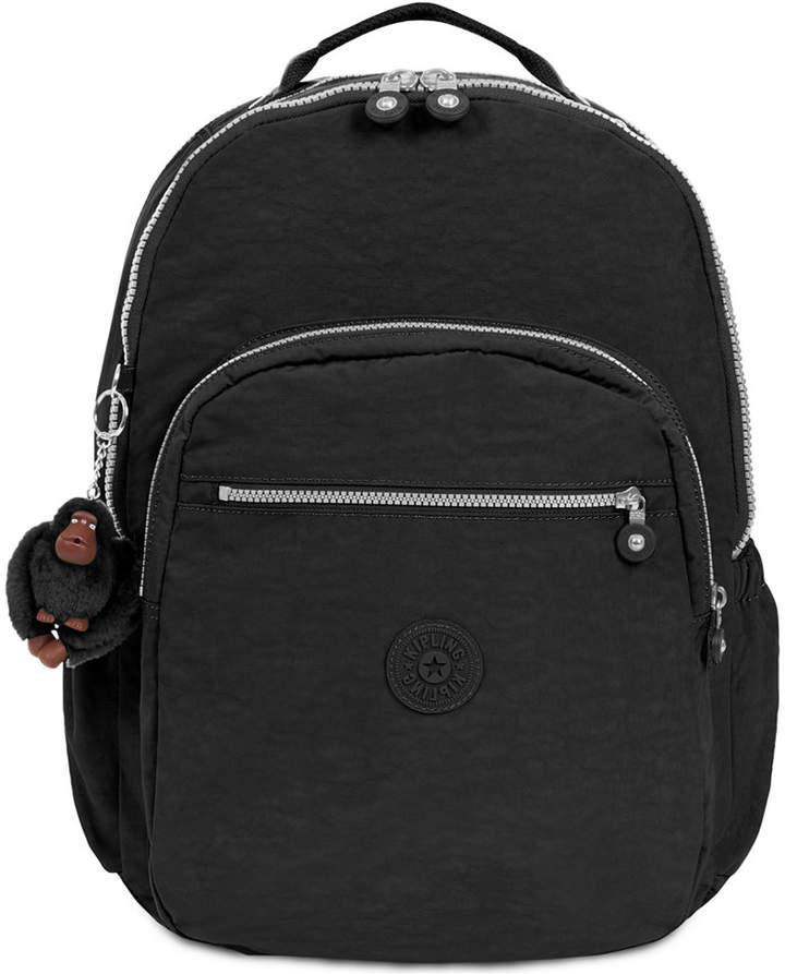 Kipling Seoul Go X-Large Backpack - BLACK - STYLE