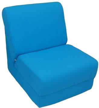 ... Fun Furnishings Canvas Sleeper Chair   Teen