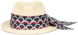 Valentino Straw hat