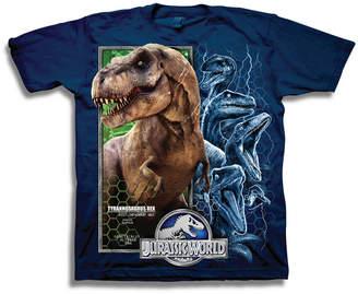 Novelty T-Shirts Boys Short Sleeve T-Shirt-Preschool