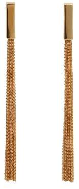 Violeta BY MANGO Slim chain earring