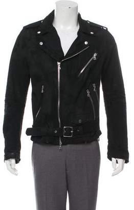 Amiri Distressed Perfecto Jacket
