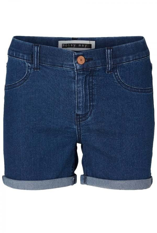Womens Dark Denim Shorts - ShopStyle Australia