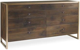 Caracole Amedea 8-Drawer Dresser - Russet