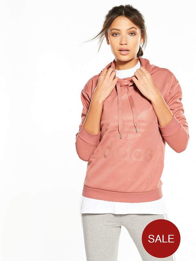 Hooded Sweat - Pink