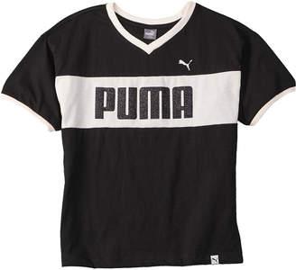 Puma Dropped-Shoulder T-Shirt