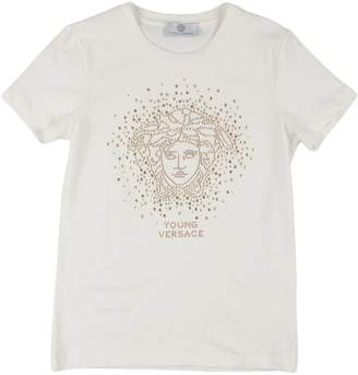 Versace YOUNG T-shirts - Item 12191653RD