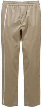 Helmut Lang Striped Detail Track Pants