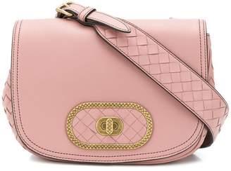 Bottega Veneta crossbody satchel bag