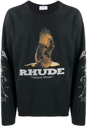 Rhude Almost Home sweatshirt