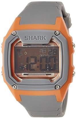 Freestyle (フリースタイル) - [フリースタイル]Freeestyle 腕時計 KILLER SHARK SKELETON デジタル 100m防水 シリコンベルト オレンジ グレー 101262 【正規輸入品】