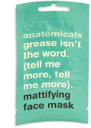 Anatomicals Grease Isn't The Word Mattifying Face Mask