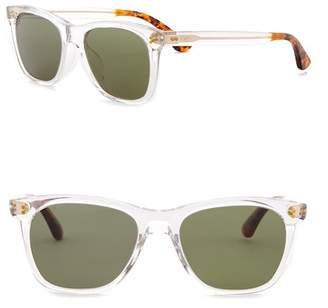Toms Fitzpatrick 52mm Square Sunglasses