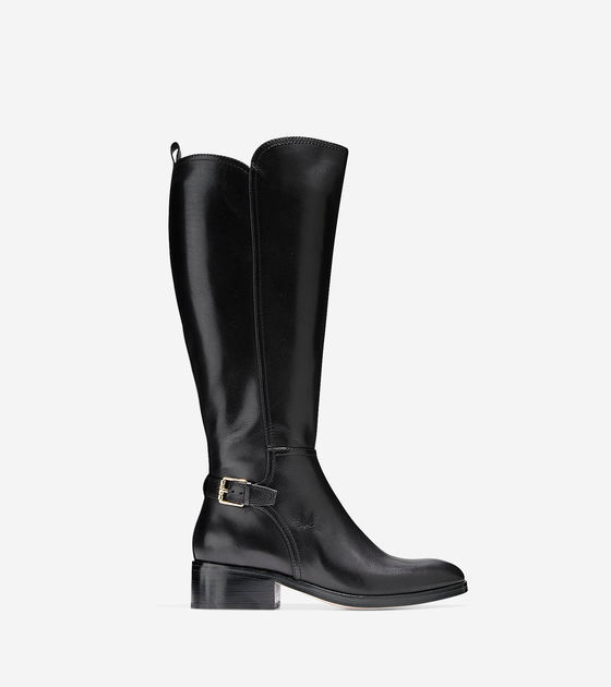 Cole Haan Hayes Tall Boot - Extended Calf